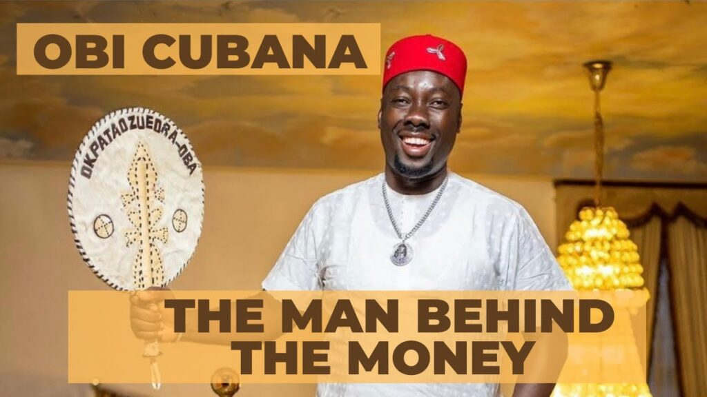 Obi Cubana Wealth