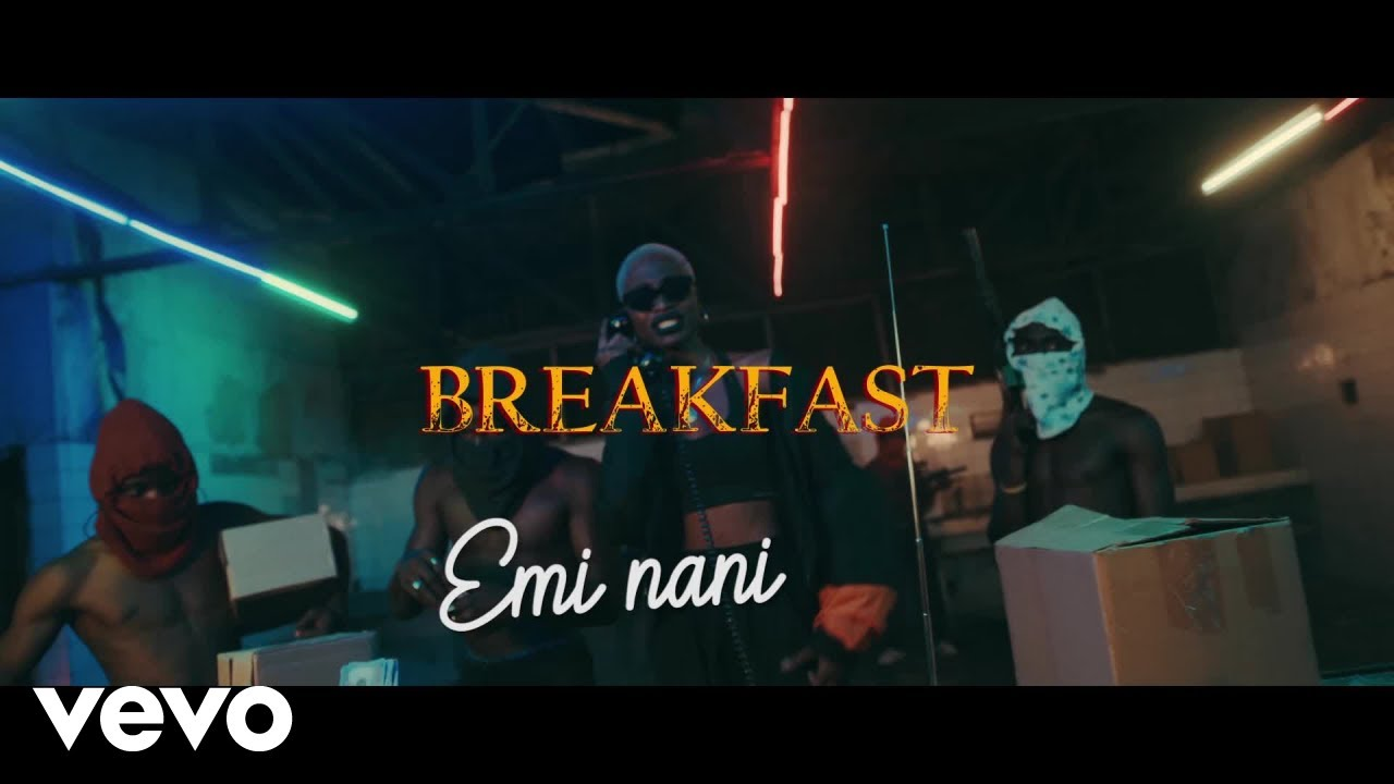 Breakfast by Qdot